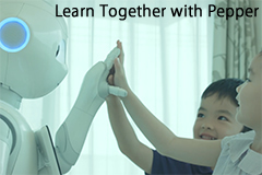 Pepper Educational Application2